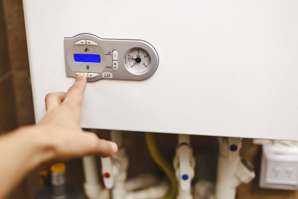 Consigli in caso di problemi di pressione con una caldaia Hermann